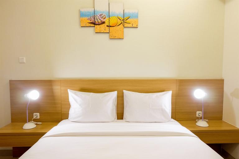 Comfy Studio Mustika Golf Apartment By Travelio, Cikarang