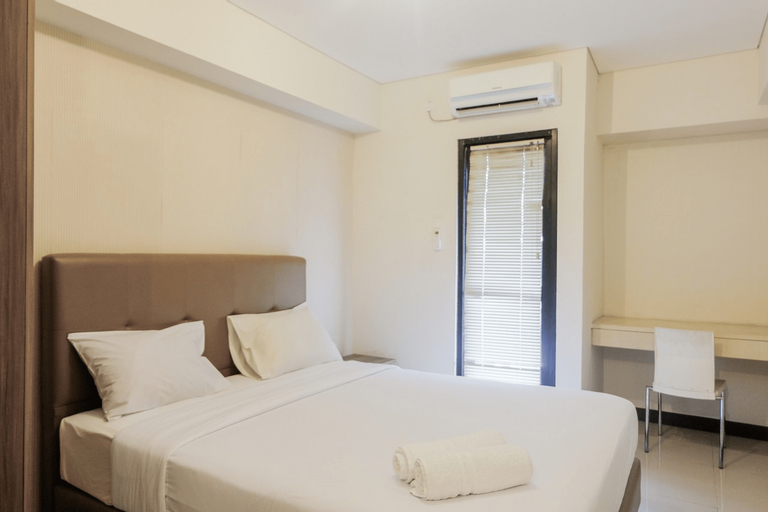 Cozy and Modern Studio Apartment at 19 Avenue By Travelio, Tangerang