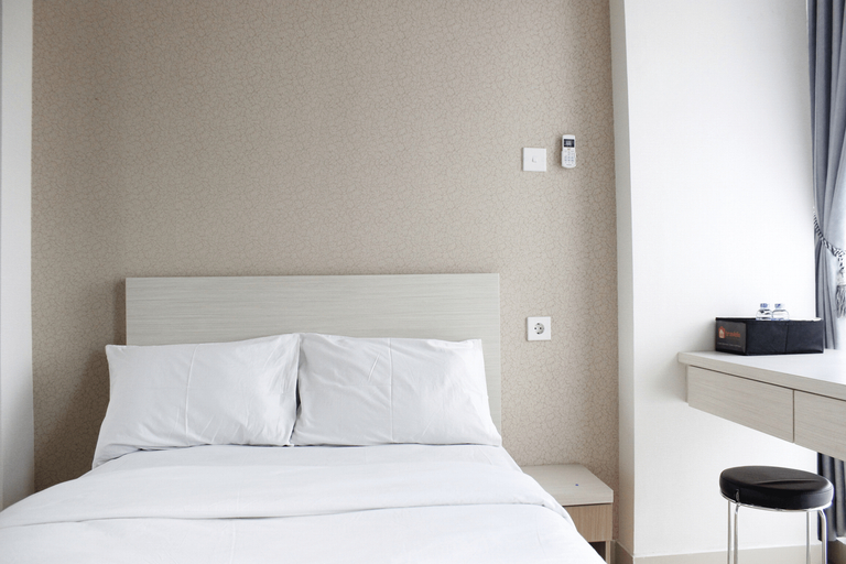 Classic Studio Room Taman Melati Apartment Jatinangor near UNPAD By Travelio, Sumedang