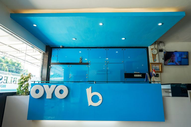OYO 575 Blessing Hotel, Palembang