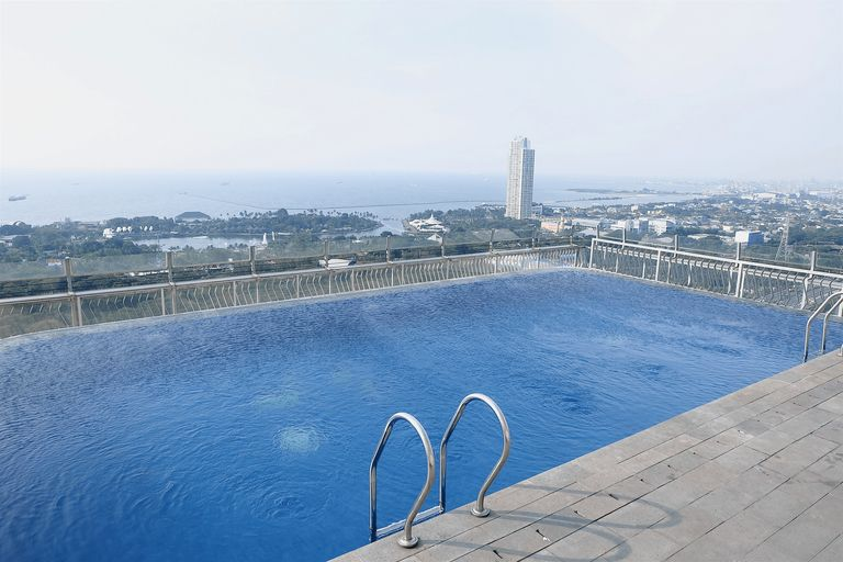 Modern Apartment 2 BR Northland Ancol Residence Near Ancol By Travelio, Jakarta Utara