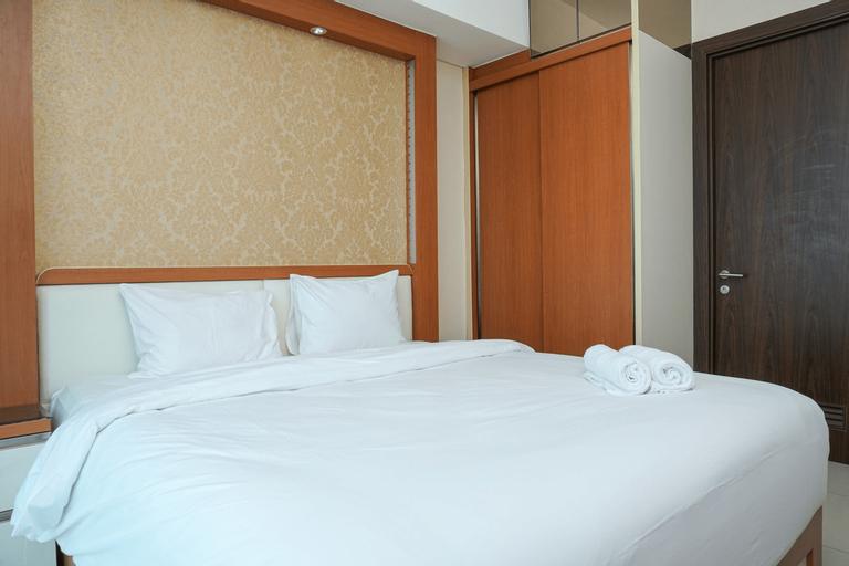 Modern 2BR at St. Moritz Apartment near Shopping Mall By Travelio, Jakarta Barat