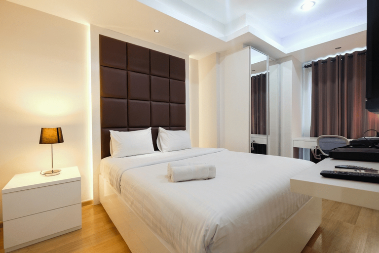 Modern 1BR Apartment at Casa Grande Residence By Travelio, Jakarta Selatan