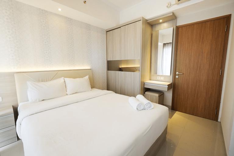 Cozy 1BR Oasis Apartment By Travelio, Cikarang