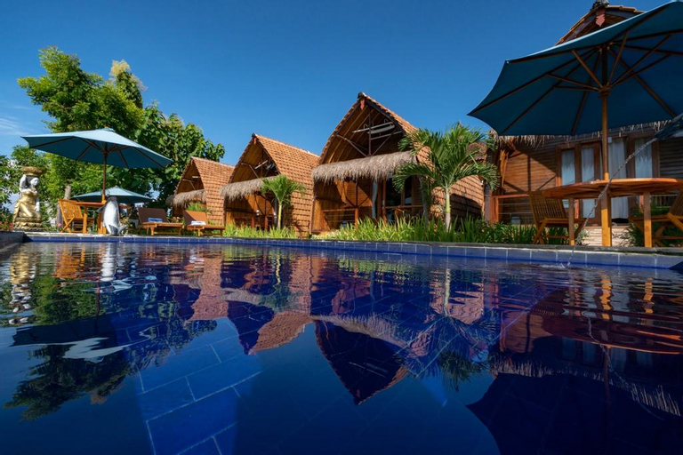 Sundi Ocean Bungalow by Wizzela, Klungkung