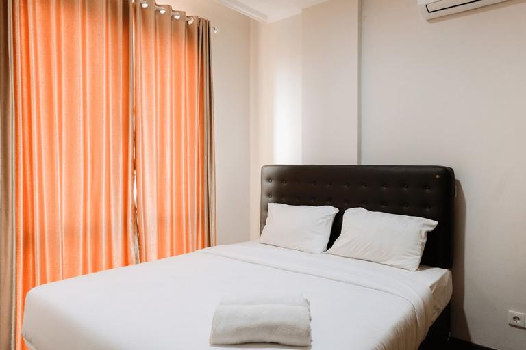 Comfy 1BR Asatti Apartment at Vanya Park BSD By Travelio, Tangerang