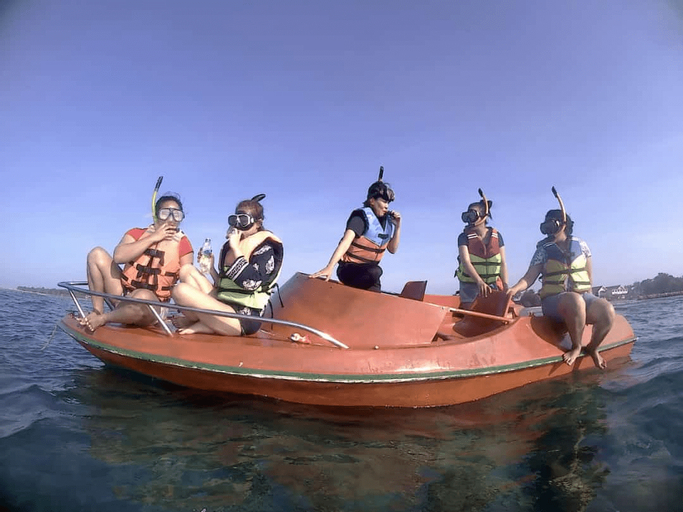 Pulau Tidung Sera Homestay, Thousand Islands