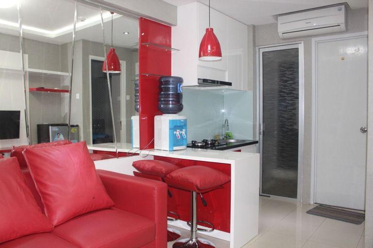 Channel Stay at Bassura Apartment Jakarta, East Jakarta