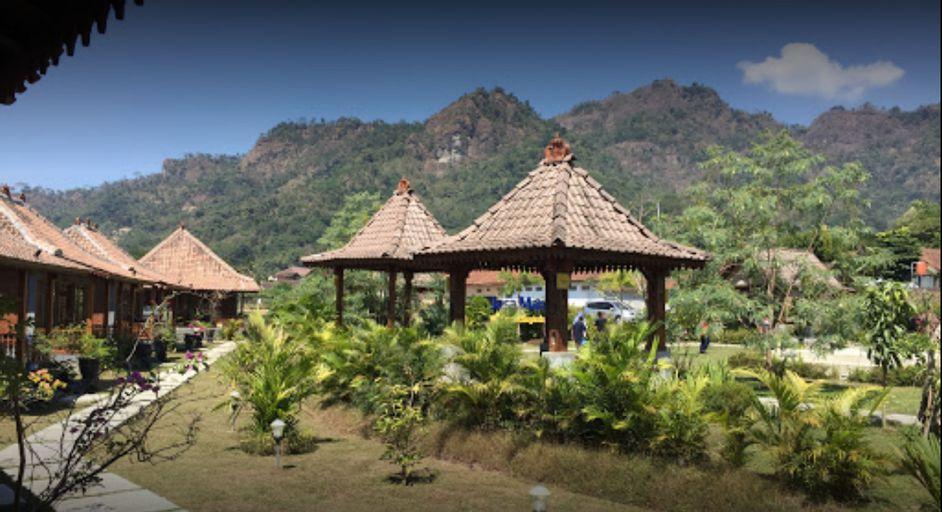 Balkondes Majaksingi Borobudur, Magelang