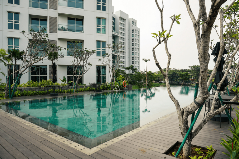 Best Value 2BR at Citra Lake Suites Apartment By Travelio, Jakarta Barat