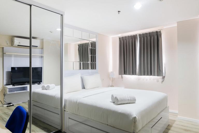 Highest Value Studio Room at Bintaro Icon Apartment By Travelio, Tangerang Selatan