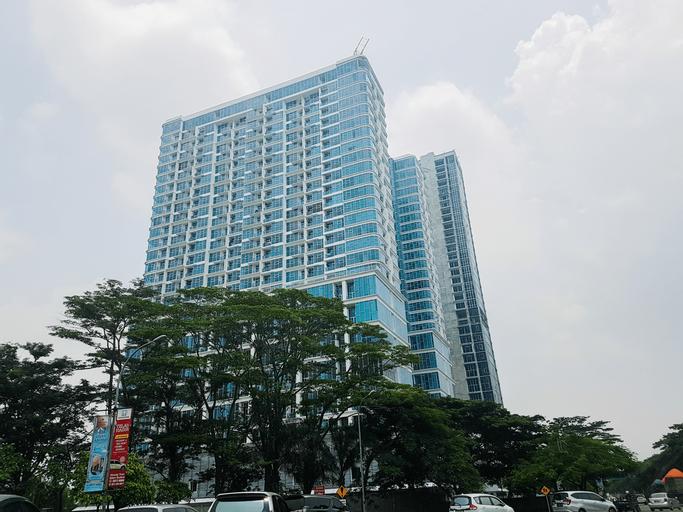 Cozy Studio Apartment at Brooklyn Alam Sutera By Travelio, Tangerang Selatan
