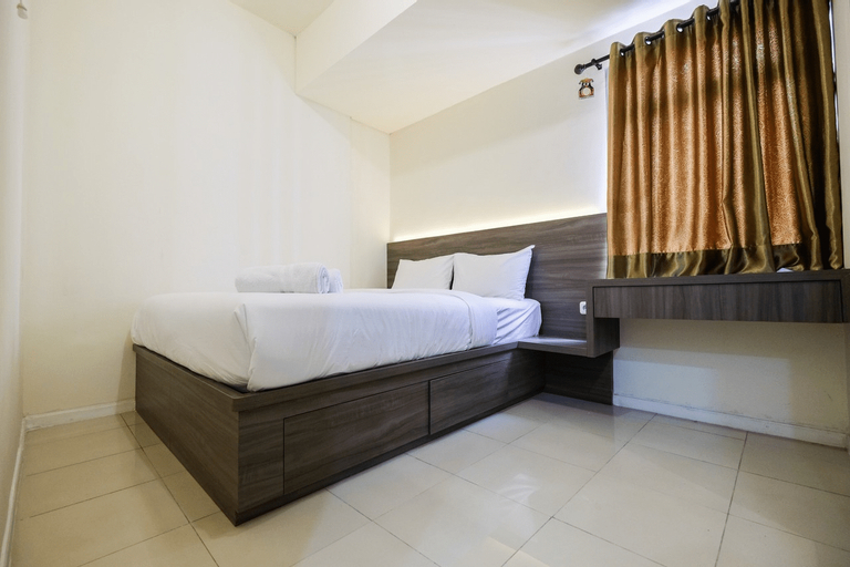 Comfy 2BR at Green Lake Sunter Apartment By Travelio, North Jakarta