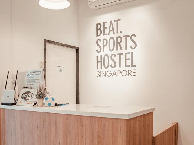 BEAT. Sports Hostel, Rochor