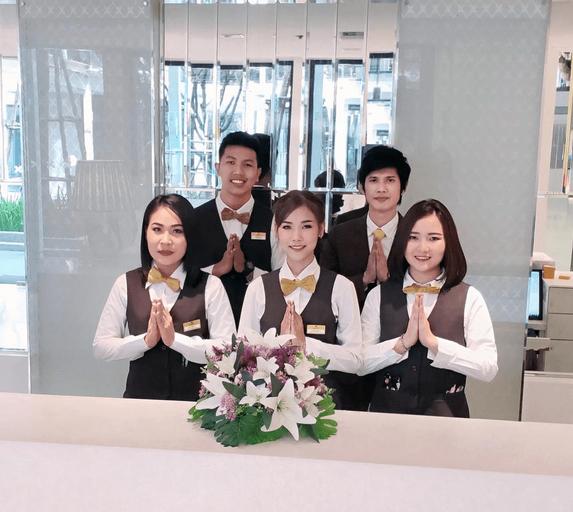 Bangkok Midtown Hotel, Pathum Wan