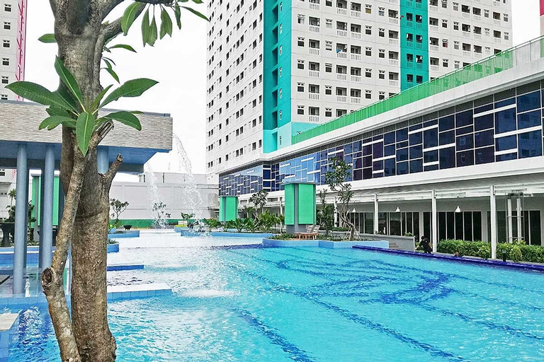 Apartemen Green Pramuka City by Stay 360, Central Jakarta