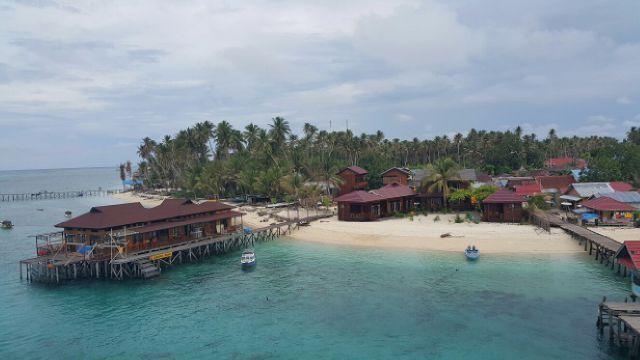 Lapauta Derawan Resort, Berau