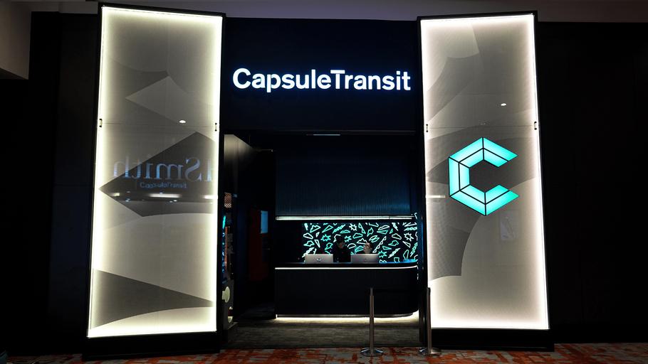 Capsule Transit KLIA2 (Airside - International Departure Hall), Kuala Lumpur