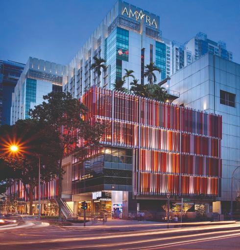 Amara Singapore, Downtown Core