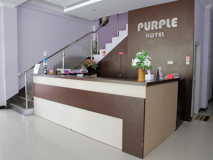 OYO 1138 Purple Hotel (tutup permanen), Palu