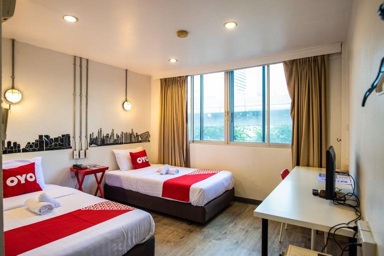 OYO 437 Hostel Na Nara, Bang Rak
