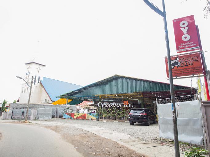OYO 990 Stadion Residence Syariah, Medan