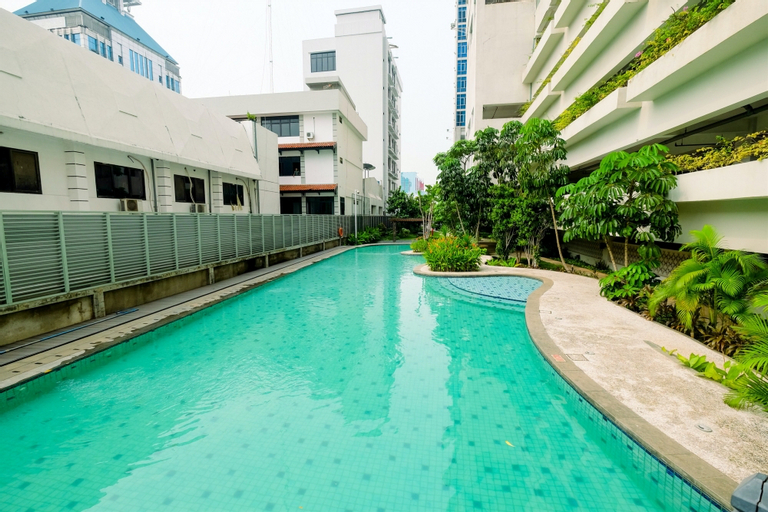 Strategic Studio Apartment at Capitol Park Residence By Travelio, Central Jakarta