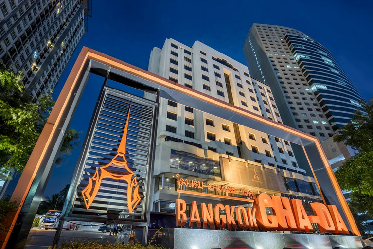 Bangkok Cha-Da Hotel, Huai Kwang