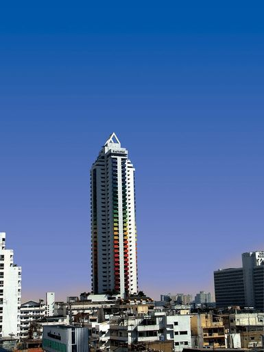 Baiyoke Suite Hotel, Ratchathewi