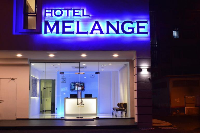 Melange Boutique Hotel Bukit Bintang, Kuala Lumpur