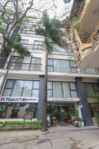 Apartment Pham Huy Thong, Ba Đình