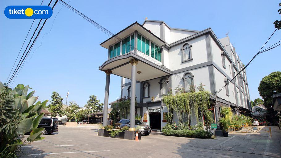 Ghotic Hotel, Bandung
