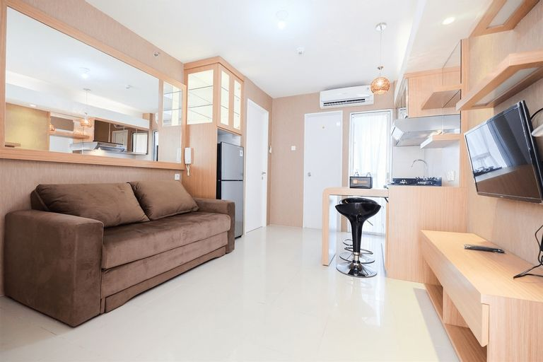 Bassura City Apartment 1BR near Jatinegara By Travelio, Jakarta Timur