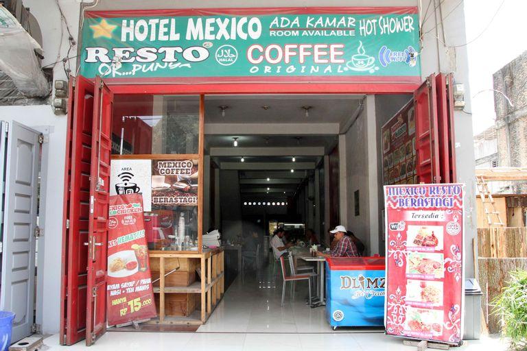Hotel Mexico Berastagi, Karo