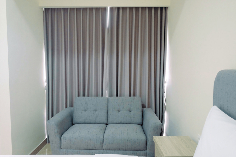 Simply Modern Studio Menteng Park Apartment By Travelio, Central Jakarta