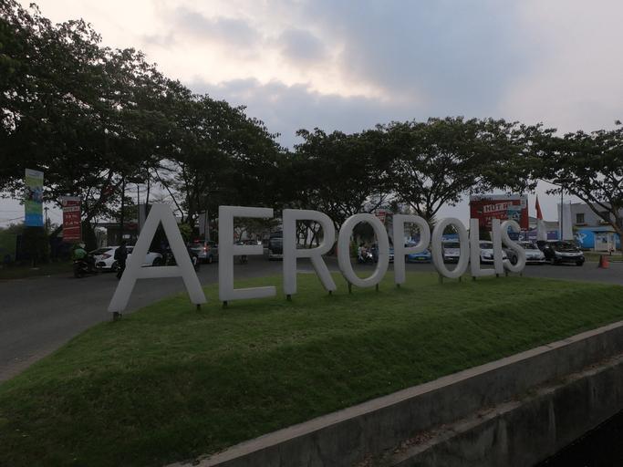 My Piman Aeropolis, Tangerang