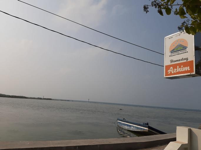 Azim Homestay Pulau Pramuka, Kepulauan Seribu