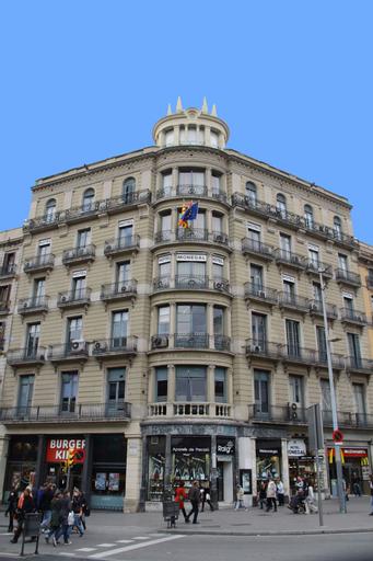 Hotel Monegal, Barcelona