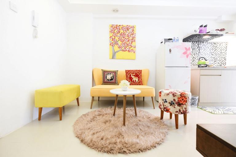 Best Designed 2BR Bassura City Apartment By Travelio, East Jakarta