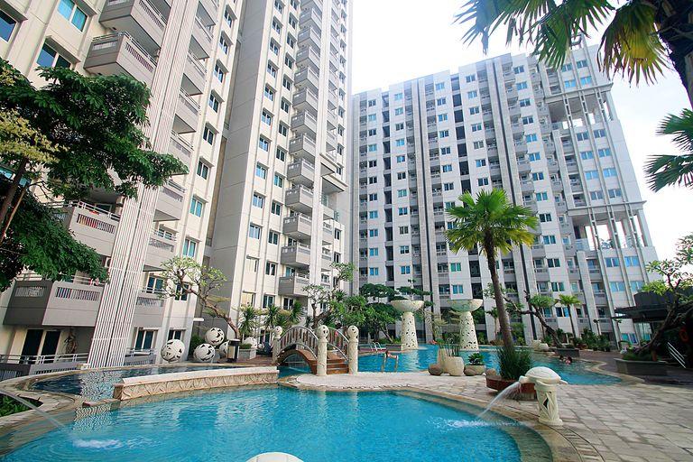 Apartemen Sky Terrace by Aparian, West Jakarta