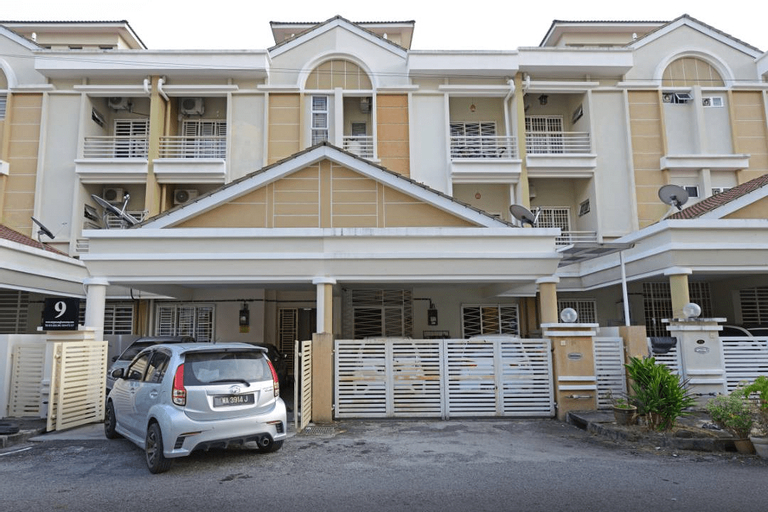 Spice Arena Home Inn, Pulau Penang