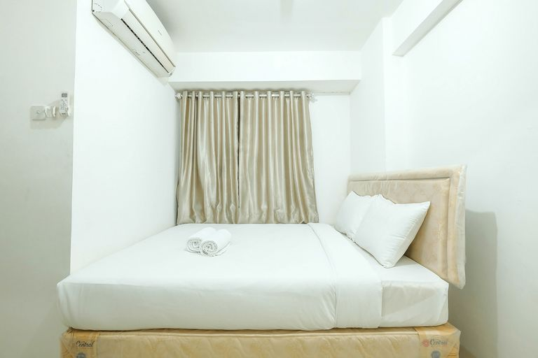Cozy 2 BR Bassura City Apartment By Travelio, East Jakarta