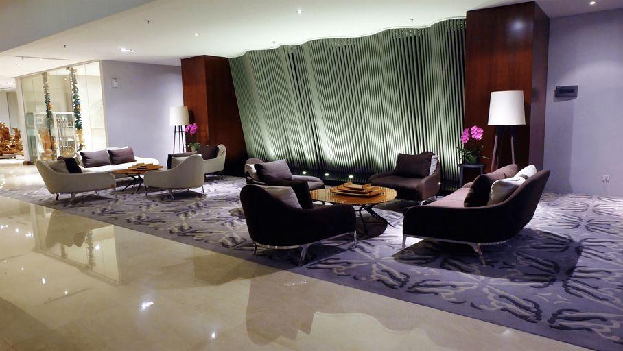 1BR Kemang Mansion Premium Apartment By Travelio, Jakarta Selatan