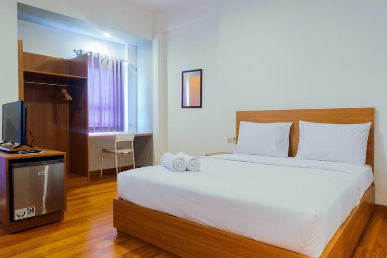 Spacious Studio Apartment at Grand Center Point By Travelio, Bekasi