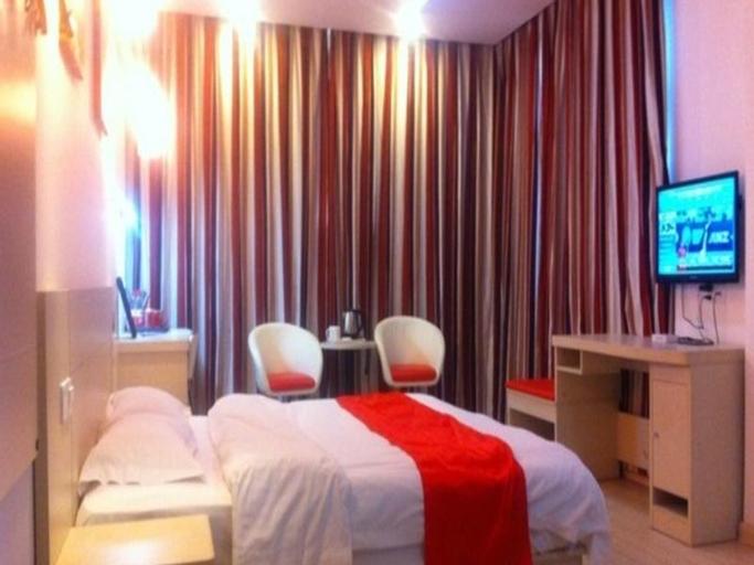 Thank Inn Hotel Jiangsu Wuxi Mei Village Xinhua Road, Wuxi