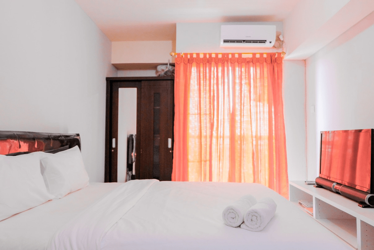 Simple Studio Apartment at Serpong Greenview By Travelio, Tangerang Selatan