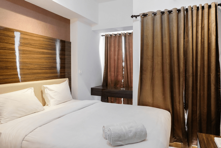 Fully Furnished Studio Apartment at Serpong Midtown Residence By Travelio, Tangerang