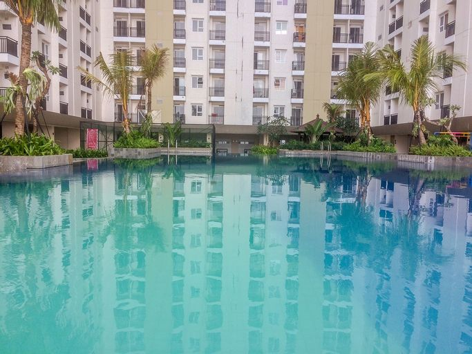 Highest Value 2BR Apartment at Cinere Resort By Travelio, Depok