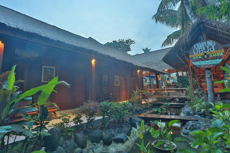 Kampung Ubud Bungalow, Gianyar