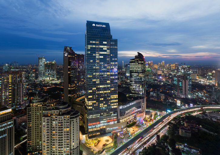 Raffles Jakarta, Jakarta Selatan